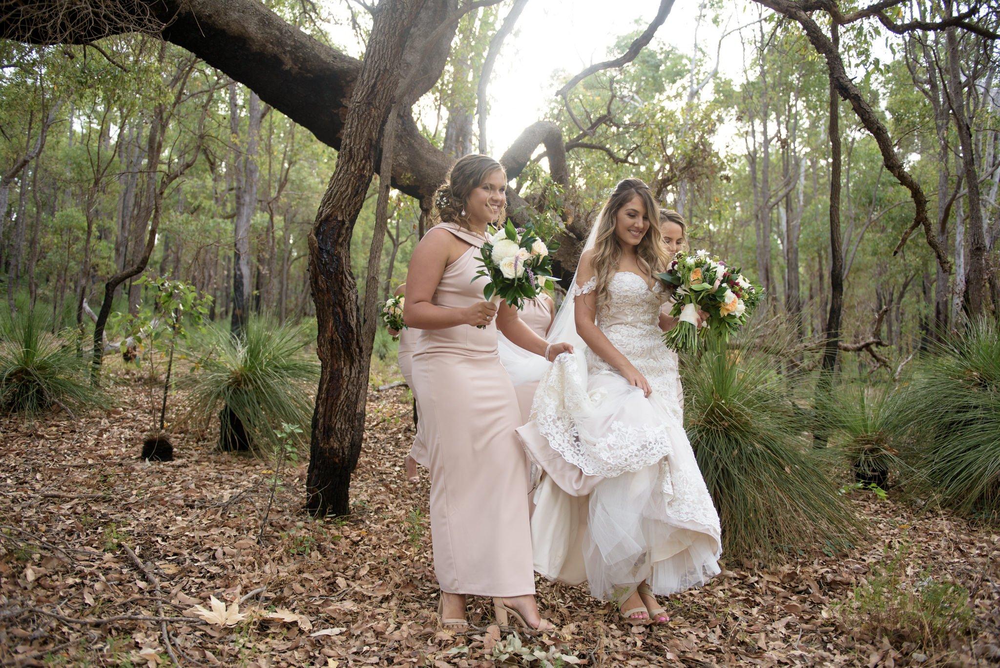 bride and squad